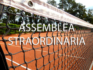 ASSEMBLEA STRAORDINARIA SOCI